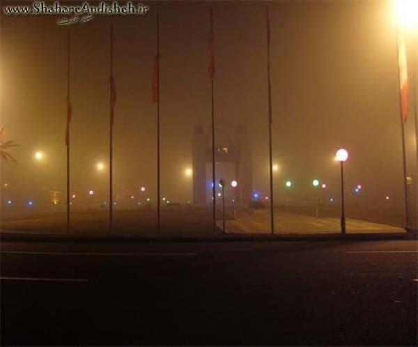 مه غلیظ