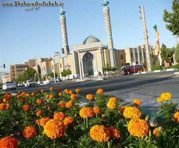 مسجد جامع اندیشه